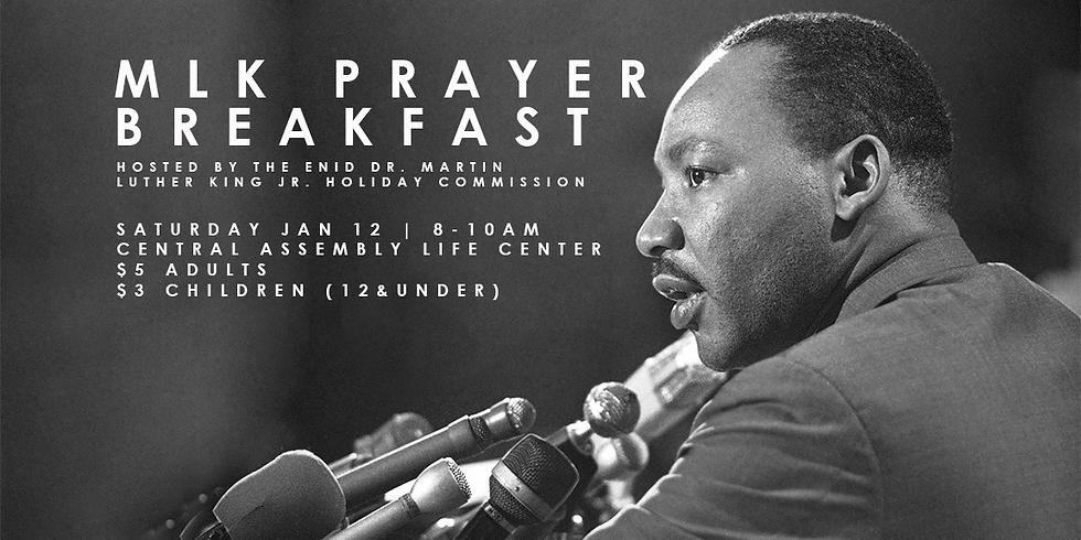 MLK Prayer Breakfast