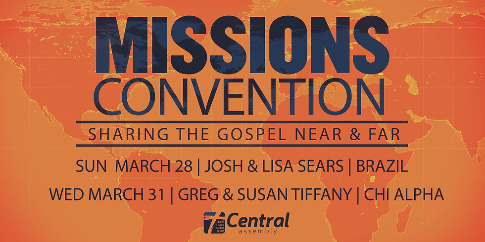 2021 Missions Convention