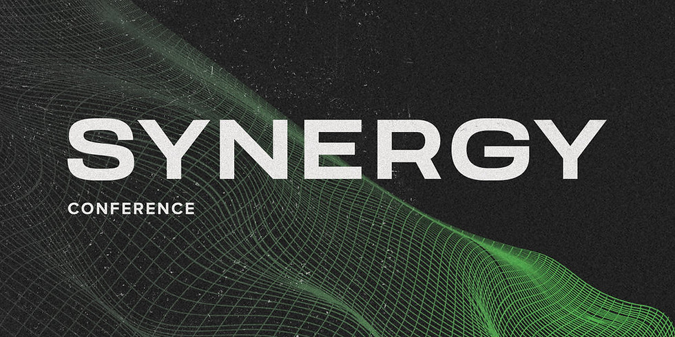 Synergy Youth Leaders Conference