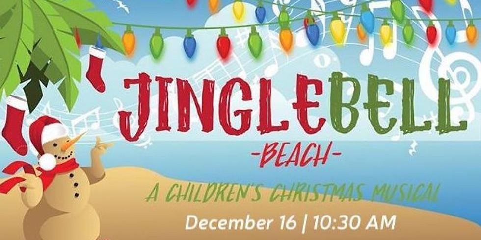 Jingle Bell Beach   Kid's Play
