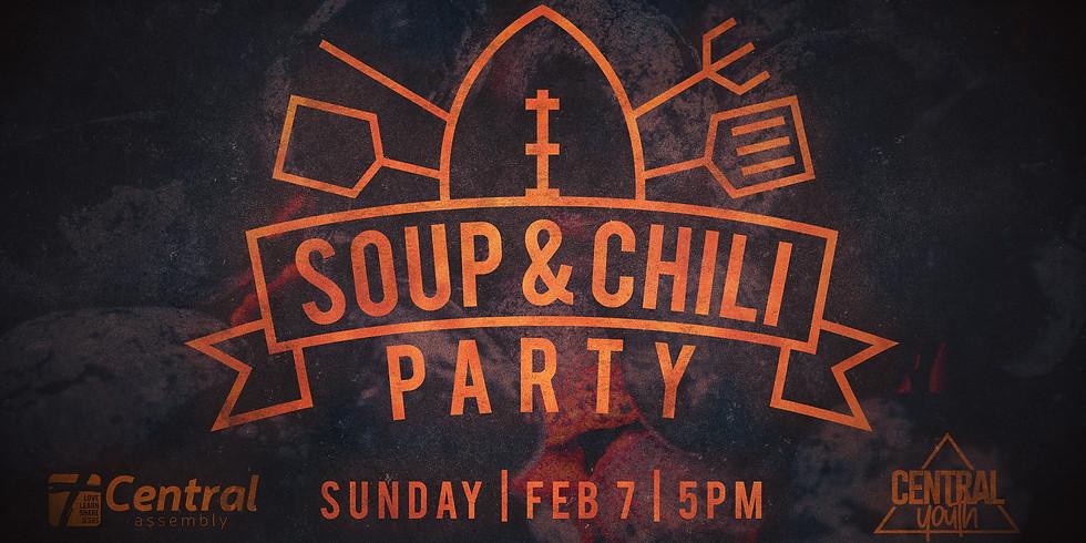 Soup & Chili Party