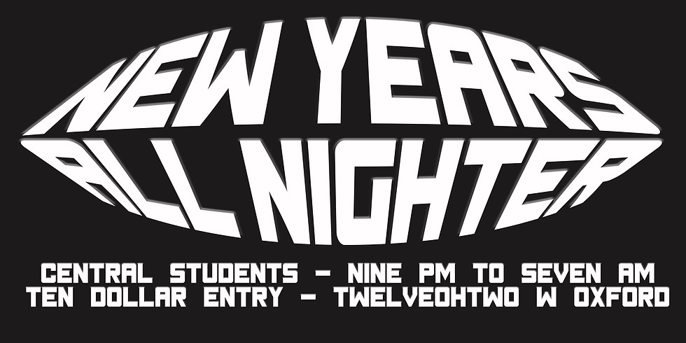 Youth New Years All Nighter