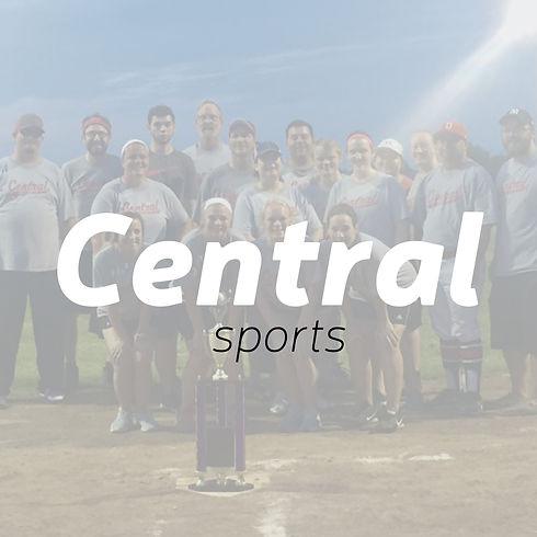 Central Softball Team