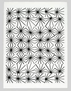 # 11 | o.T. - Muster Hochchorfenster St. Nikolai, Kalkar © Karl-Martin Hartmann | 2001