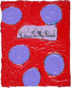 LETTERS TO MY FRIENDS #40 © Kerstin Jeckel