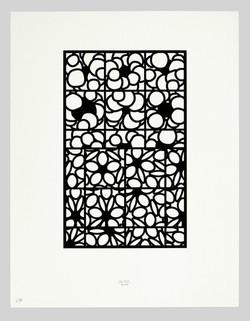 # 1 | o.T. - Muster St. Nikolaus, Rosenheim © Karl-Martin Hartmann | 2006