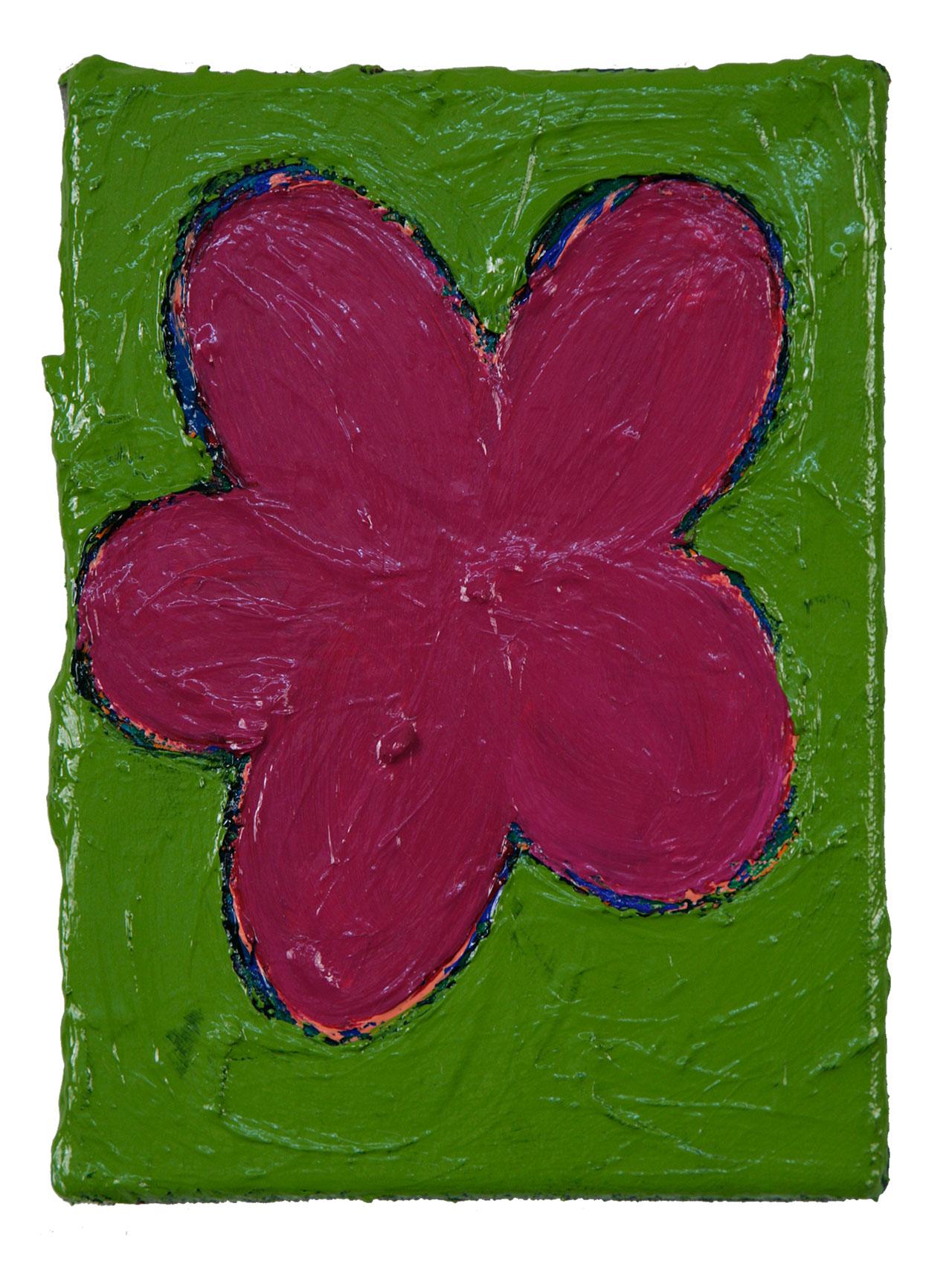 25 Flowers 9 | 2008 © Kerstin Jeckel | MEMORY-PROJEKT # extra