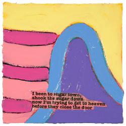 SONGLINES (Bob Dylan) #21   2007 © Kerstin Jeckel