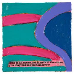 SONGLINES (Bob Dylan) #15   2007 © Kerstin Jeckel