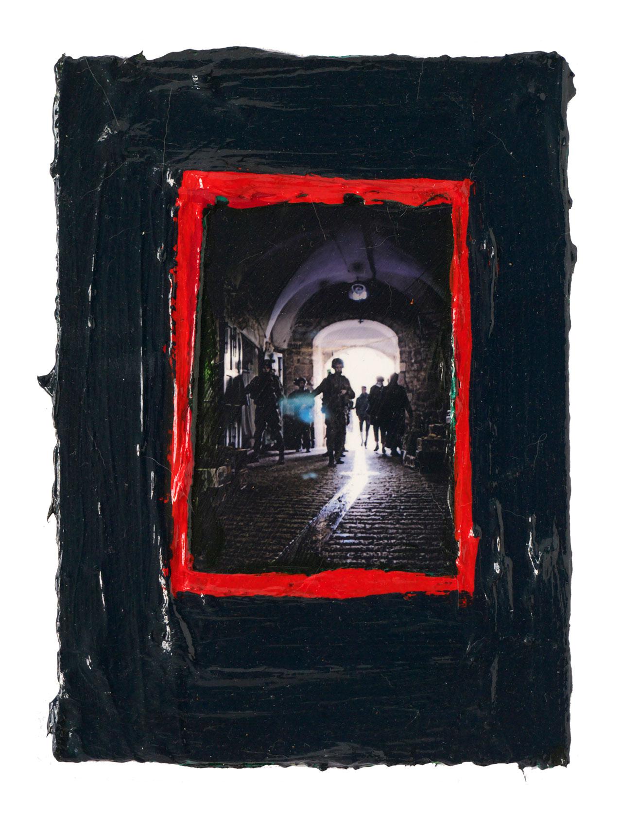 HEBRON | 2012 © Kerstin Jeckel | TAFELBILD #110