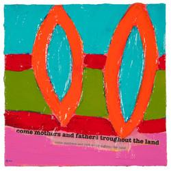 SONGLINES (Bob Dylan) #3   2007 © Kerstin Jeckel