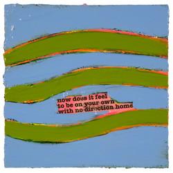 SONGLINES (Bob Dylan) #6   2007 © Kerstin Jeckel