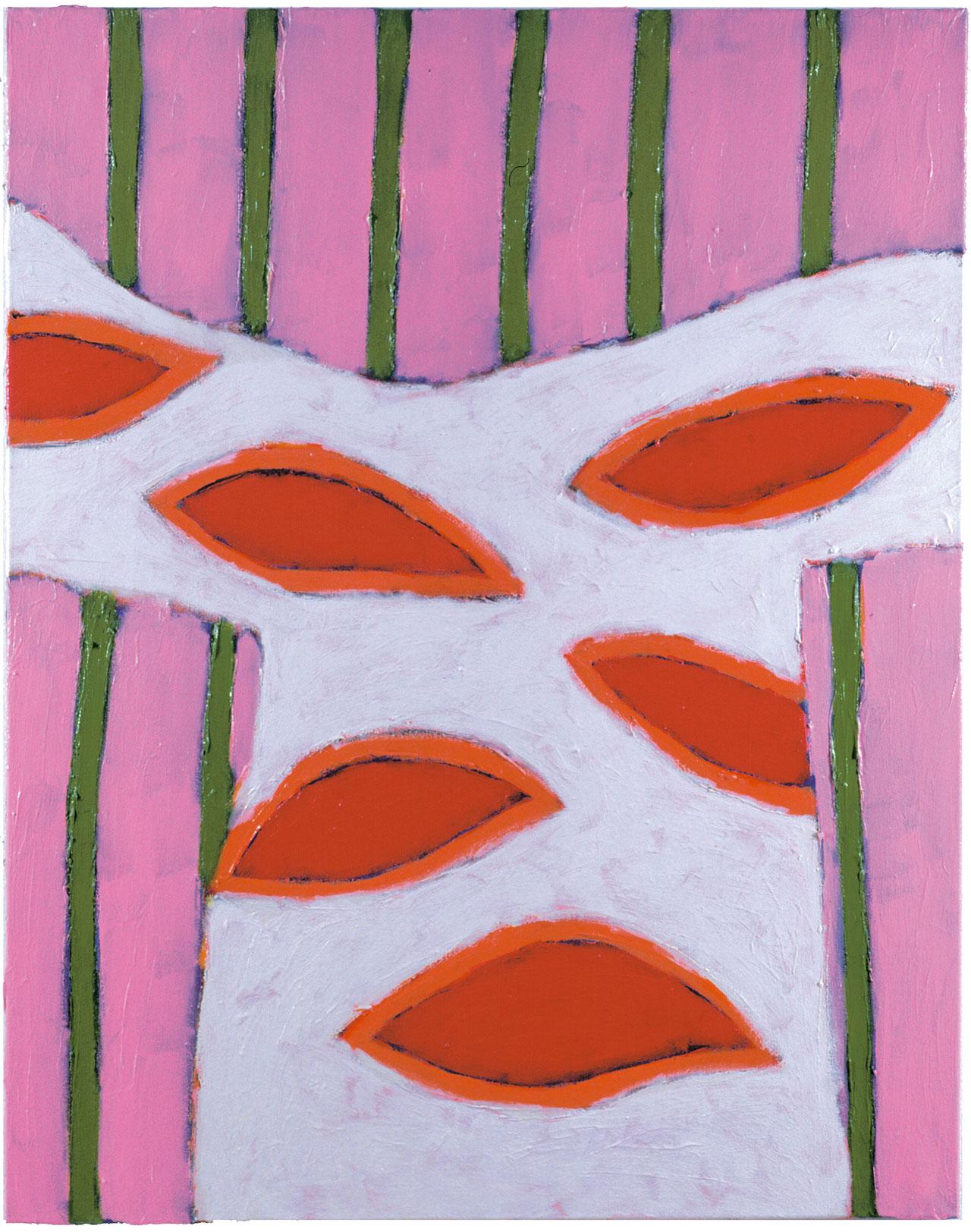 SHINY PATTERNS - GARDEN PIECES V | 2000 © Kerstin Jeckel