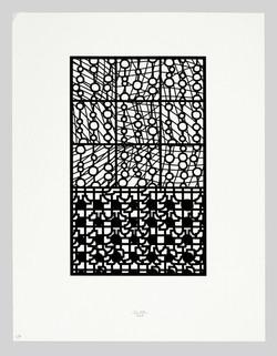 # 4 | o.T. - Muster St. Nikolaus, Rosenheim © Karl-Martin Hartmann | 2006