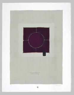 # 9 | The Enigma of the GUT - für Steven Weinberg © Karl-Martin Hartmann | 1985
