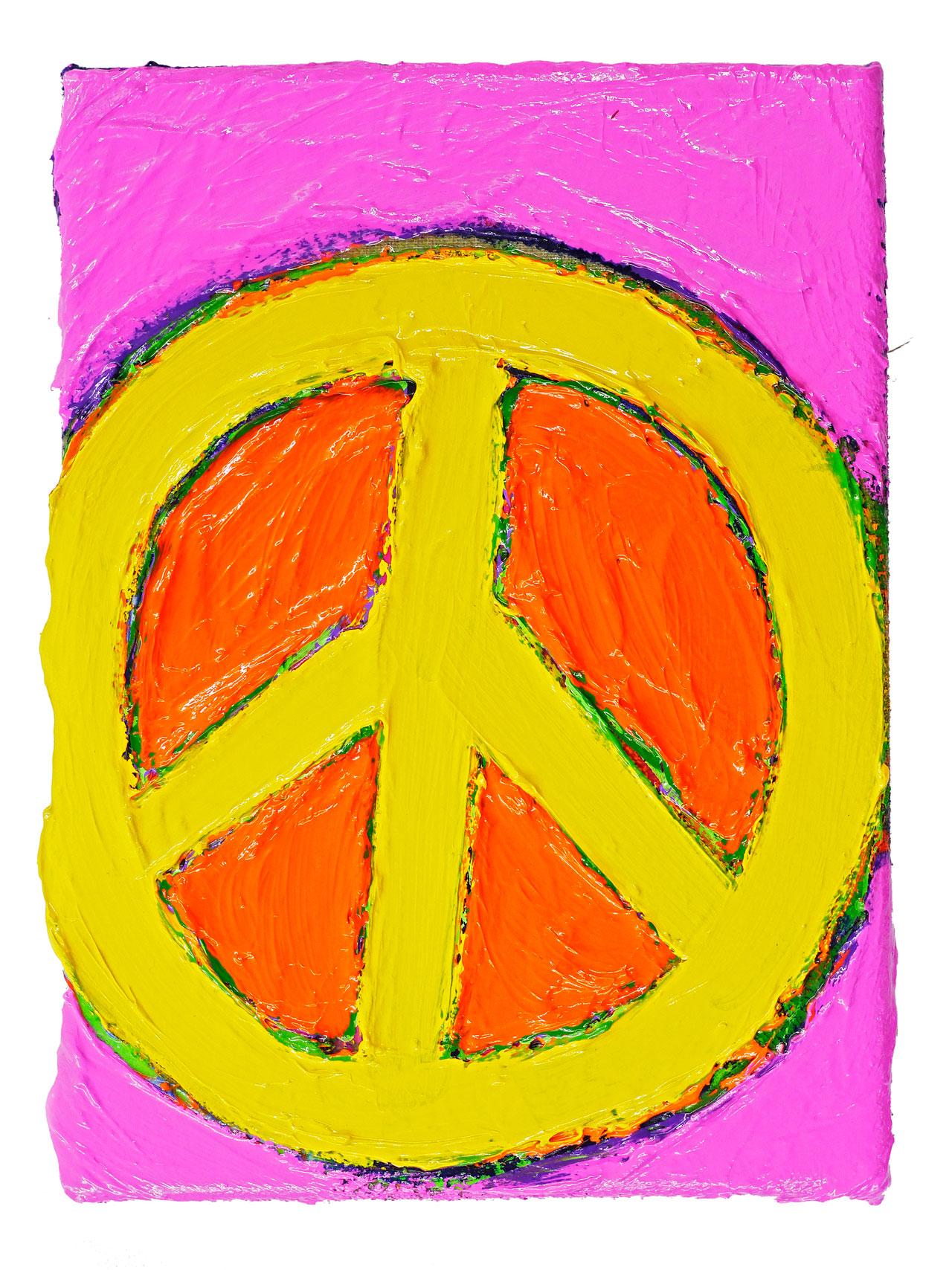 PEACE | 2018 © Kerstin Jeckel | MEMORY-PROJEKT #135