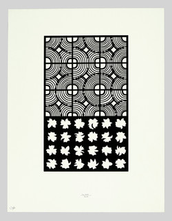 # 3 | o.T. - Muster St. Nikolaus, Rosenheim © Karl-Martin Hartmann | 2006