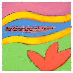 SONGLINES (Bob Dylan) #14   2007 © Kerstin Jeckel