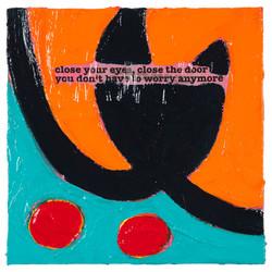 SONGLINES (Bob Dylan) #8   2007 © Kerstin Jeckel