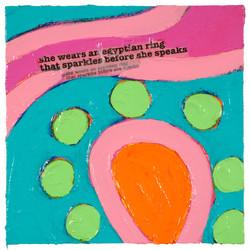 SONGLINES (Bob Dylan) #5   2007 © Kerstin Jeckel