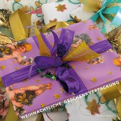 Weihnachtsverpackung © Kerstin Jeckel