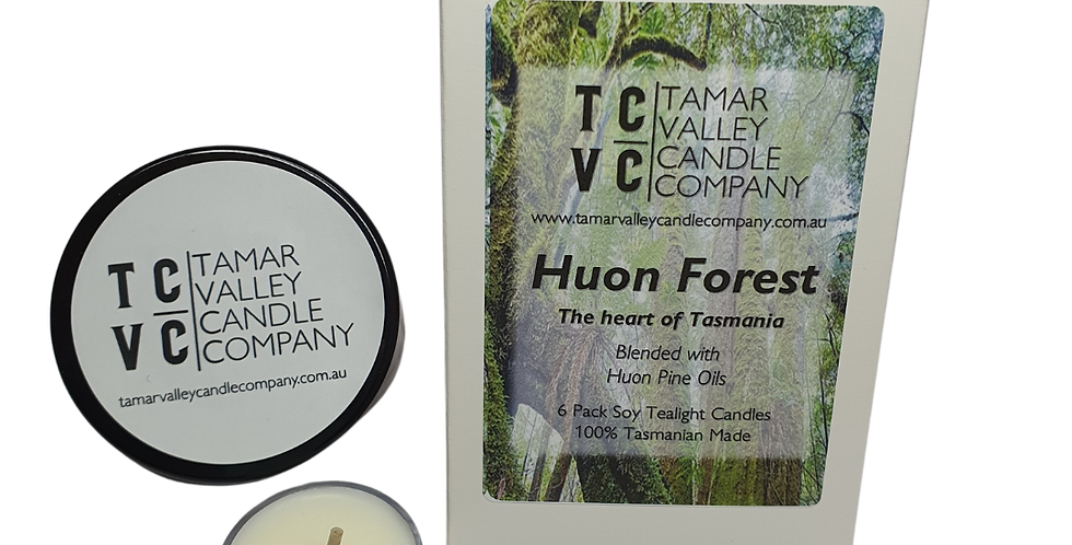 Huon Forest Soy Tealights