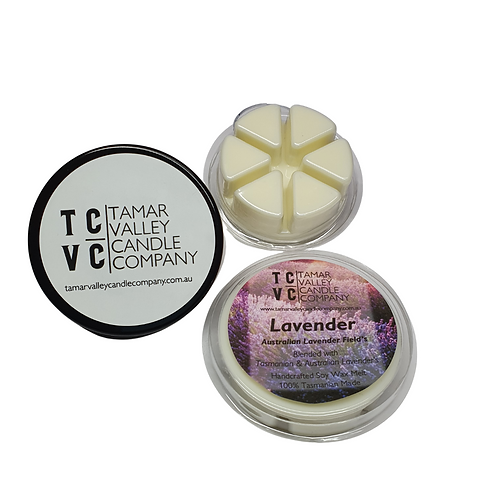 Lavender Soy Wax Melts 6 Pack