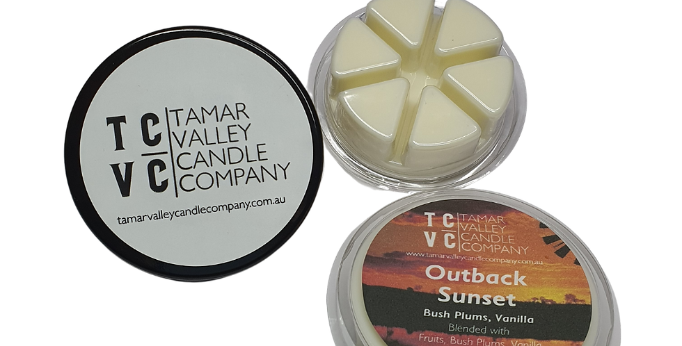 Outback Sunset Soy Wax Melts 6 Pack