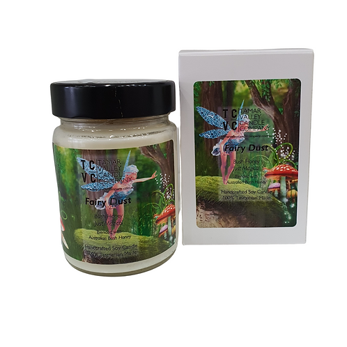 Fairy Dust Soy Candle