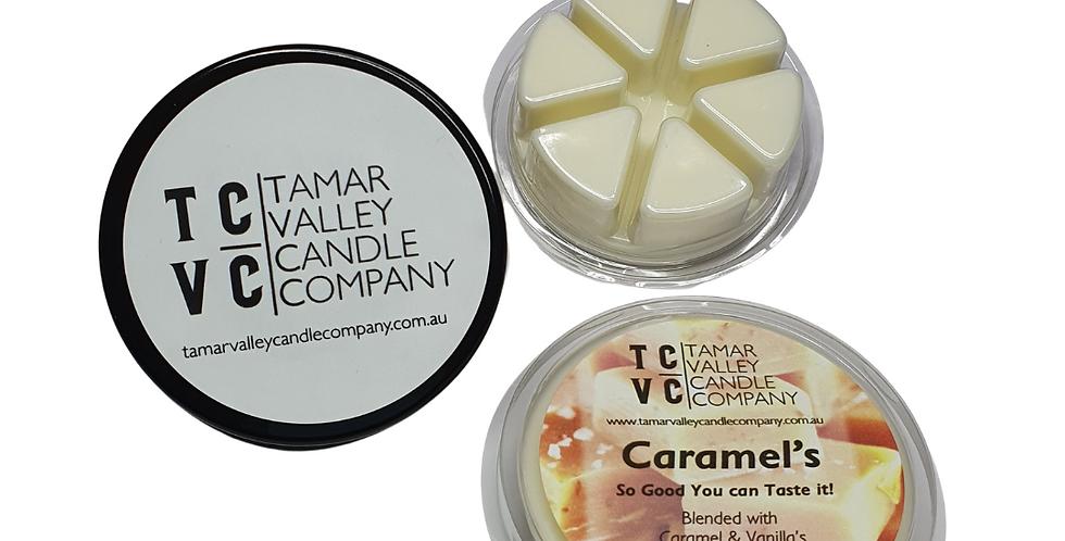 Caramel's Soy Wax Melts 6 Pack