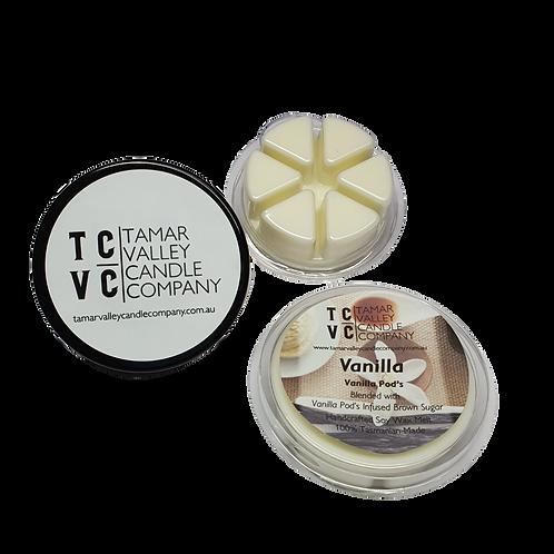 Vanilla Soy Wax Melts 6 Pack