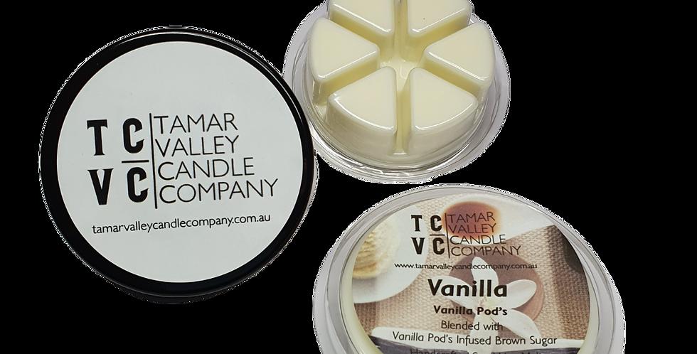 W/S Vanilla Soy Wax Melts 6 Pack