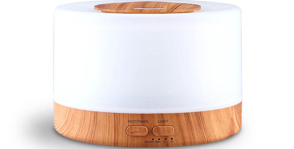 Ultrasonic Diffuser - Light Wood (50A-LW)