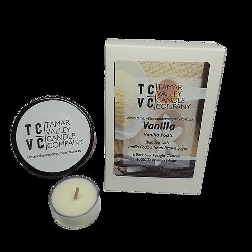 Vanilla Soy Tealights