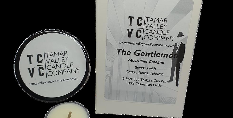 The Gentleman Soy Tealights