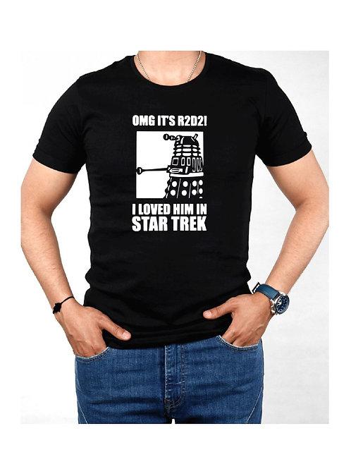 OMG Its R2- Custom Shirt