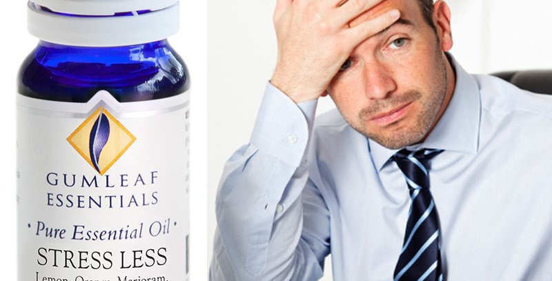 Stress Less Essential Oil Blend