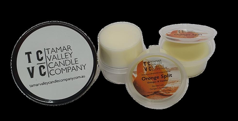 Orange Split Single Melt