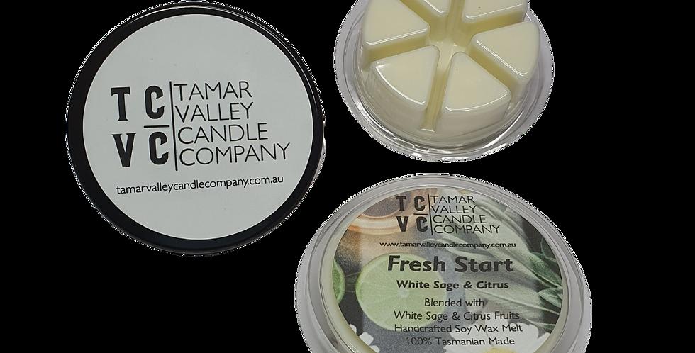 Fresh Start Soy Wax Melts 6 Pack