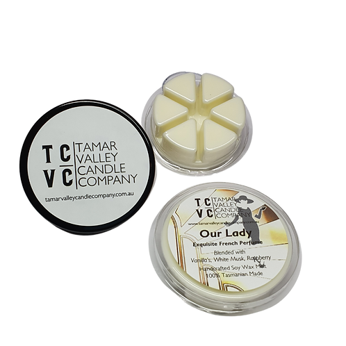 Our Lady Soy Wax Melts 6 Pack