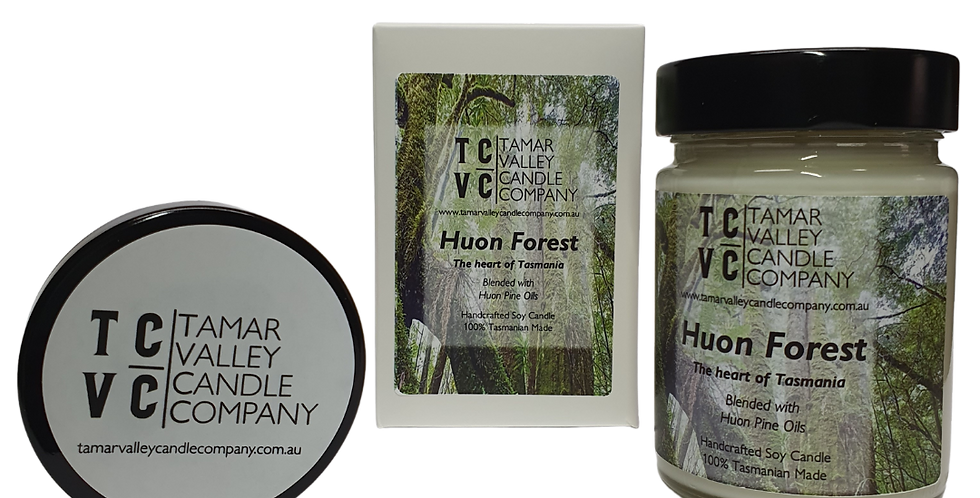 Huon Forest Soy Candle