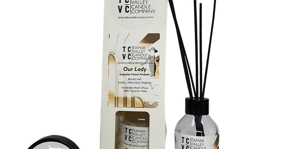 Our Lady Reed Diffuser