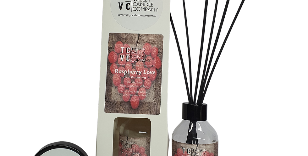 Raspberry Love Reed Diffuser