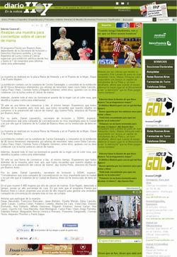 Diario Hoy, 2010.