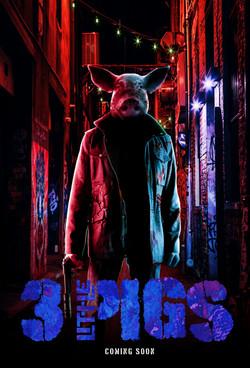 3 Little Pigs teaser poster