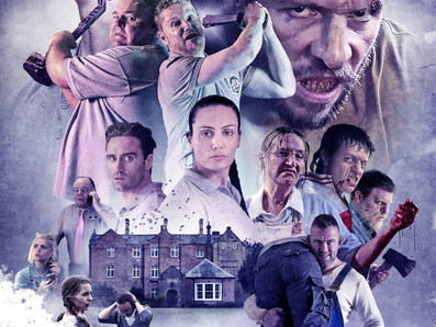 First Trailer and Poster for Cannibals and Carpet Fitters!