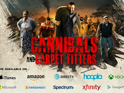 Cannibals out NOW in the US!!!