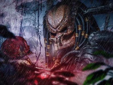 Predator Dark Ages kickstarter campaign is live!