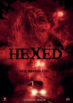 HEXED teaser poster