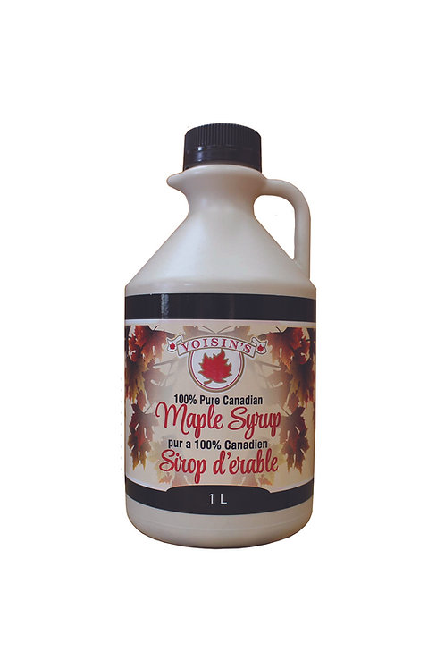1L Maple Syrup Jug